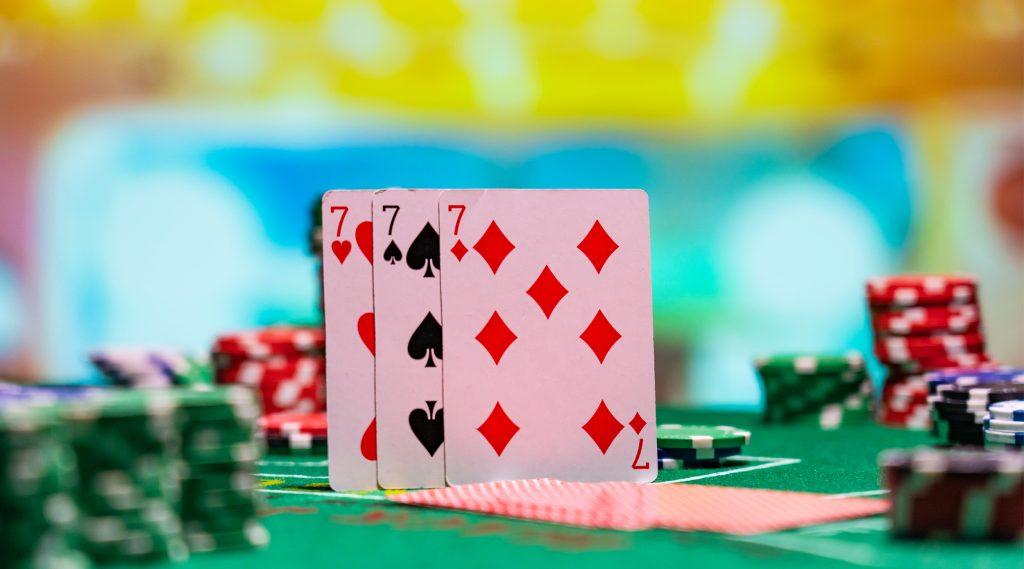 Игра в покер на деньги